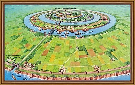 Peradaban Atlantis