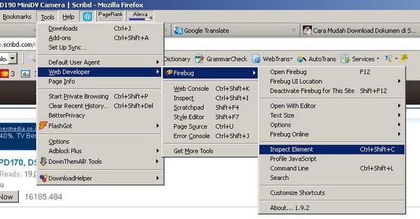Scribd Pdf Mozilla