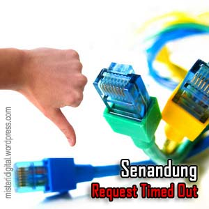 Senandung Request Timed Out
