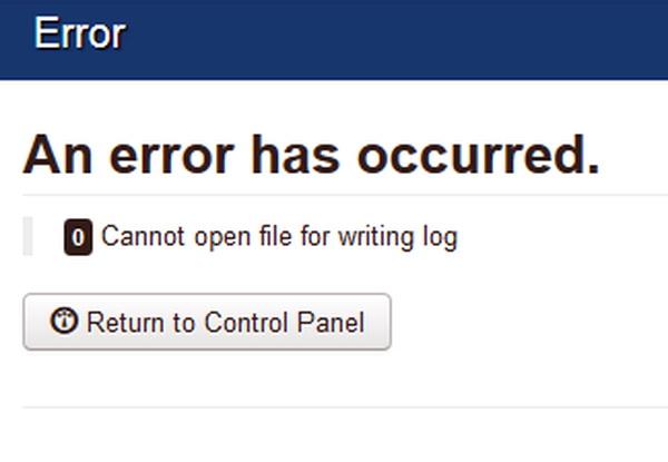 Solusi Joomla Error Ketika Upgrade Versi Terbaru
