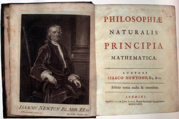 Buku Principia Mathematica