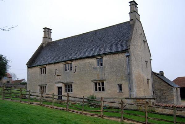 Rumah Keluarga Isaac Newton di Woolsthorpe